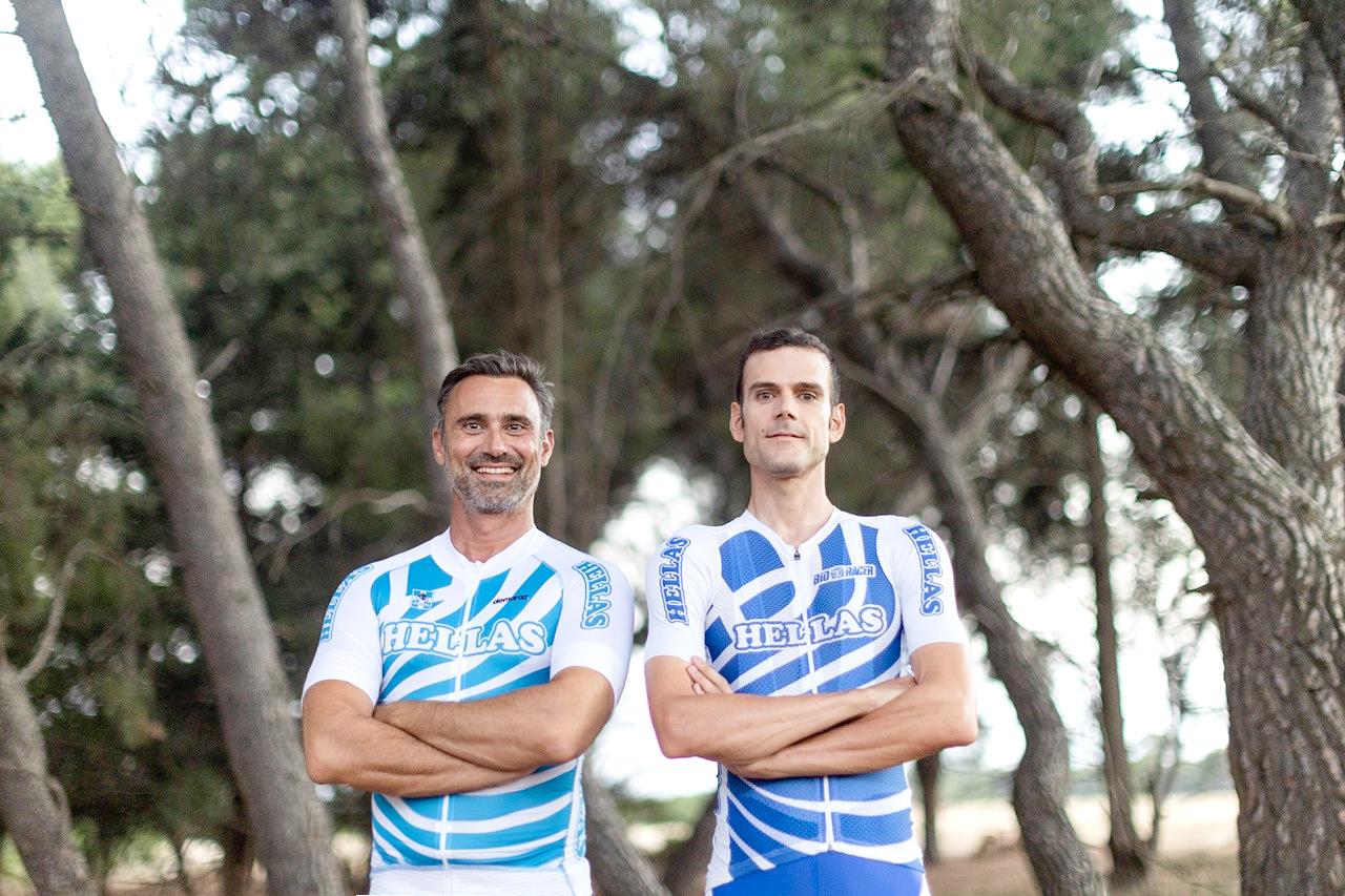 Ο Περικλής Ηλίας και ο Στέφανος Τσιτσιπάς στον «Δρόμο για το Τόκιο-Team Hellas» - Φωτογραφία 2