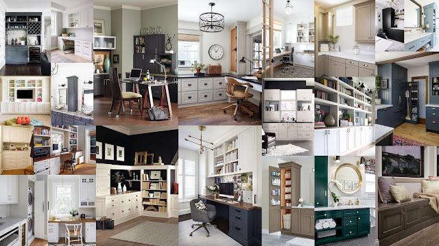 Τρόποι χρήσης ντουλαπιών κουζίνας σε άλλους χώρους του σπιτιού - Φωτογραφία 1