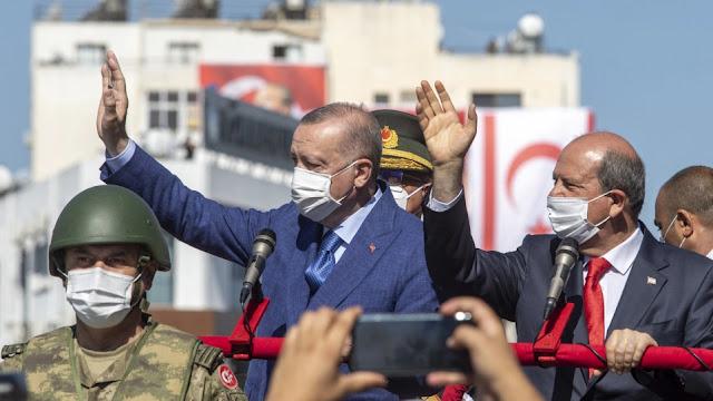 Μόνη εναντίον όλων η Τουρκία - Διεθνής καταδίκη για τις εξαγγελίες στα Βαρώσια - Φωτογραφία 1
