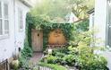 Διαμορφώσεις για μικρούς κήπους - αυλές - Φωτογραφία 15