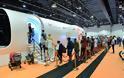 Η τεχνολογία Hyperloop σαρώνει τον κόσμο.