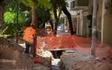 Δήμος Αθηναίων: Άρχισαν οι εργασίες για τα νέα πεζοδρόμια