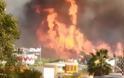 Ιταλία: Εθνική κινητοποίηση της Πολιτικής Προστασίας για την κατάσβεση των πυρκαγιών στην Καλαβρία
