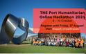 Συμμετοχή στο Port Humanitarian Hackathon στο CERN