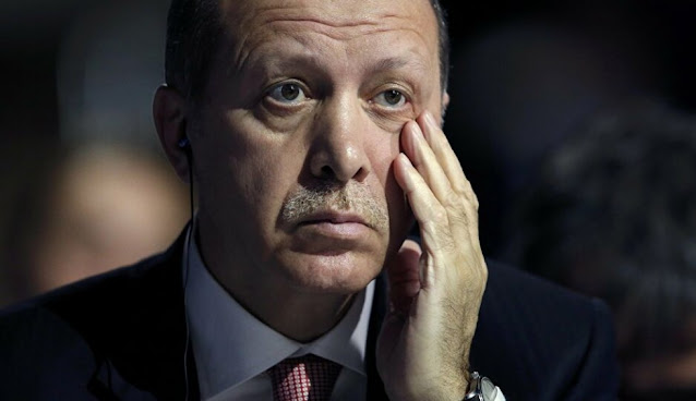 «Δραματική η κατάσταση της υγείας του Ερντογάν» - Φωτογραφία 1