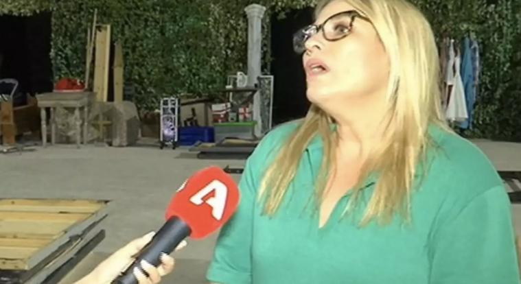 Μαριάννα Τουμασάτου: «Για τις δηλώσεις της Ελισάβετ Κωνσταντινίδου δεν θα απαντήσω» - Φωτογραφία 1