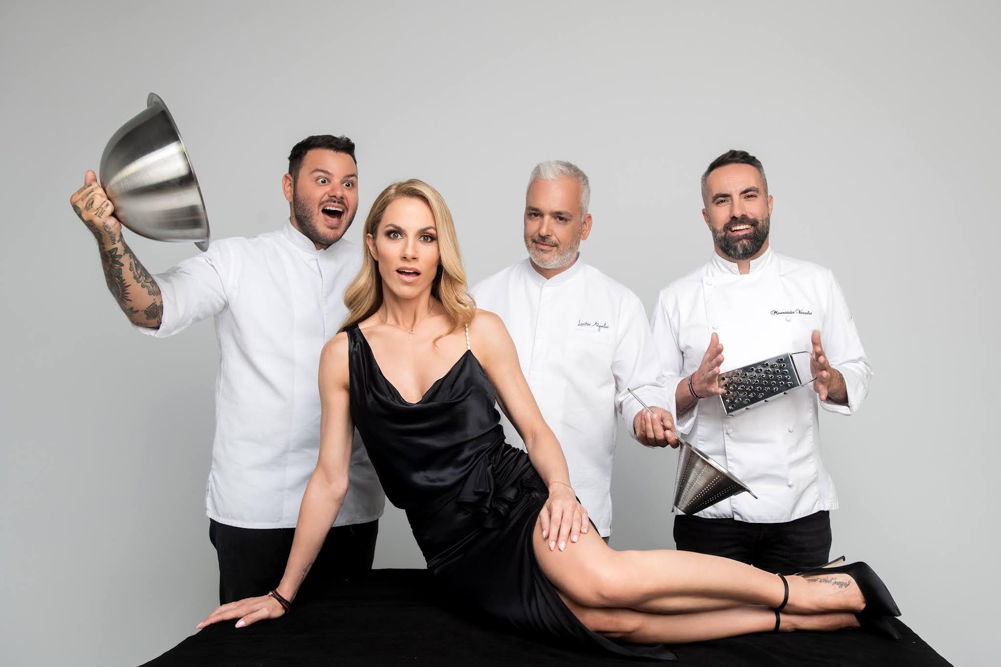 Αυτοί οι παίκτες που θα διαγωνιστούν σήμερα στα Blind Taste Test του «Game Of Chefs» - Φωτογραφία 1