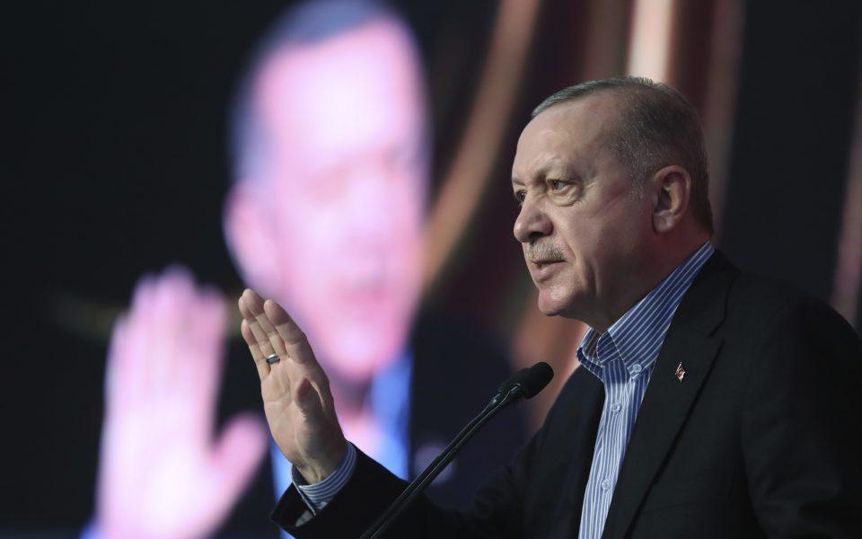 Ερντογάν: Προειδοποιεί ξανά την Ε.Ε. με το προσφυγικό - Φωτογραφία 1