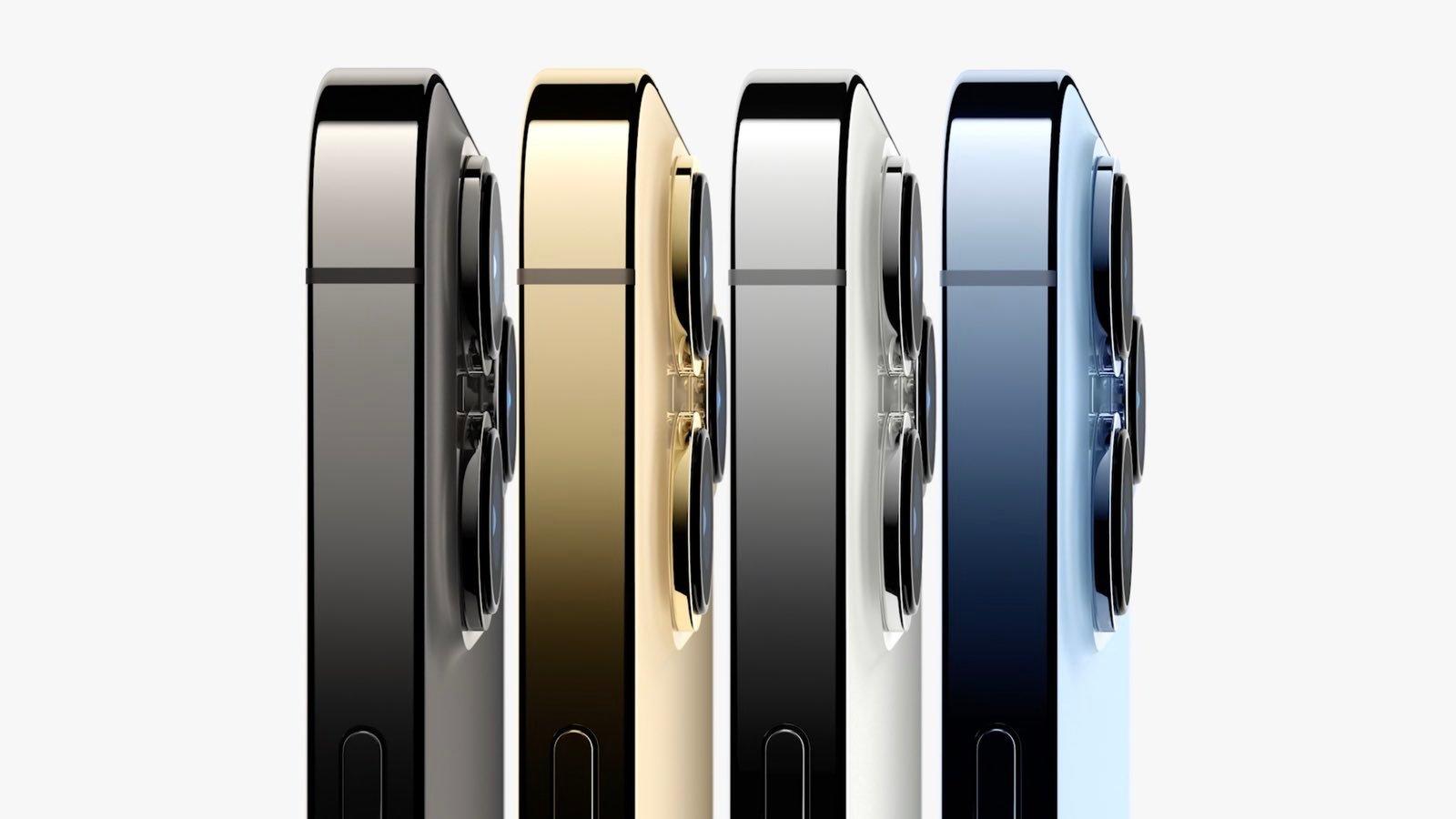 iPhone 13 Pro και iPhone 13 Pro Max διαθέτουν ρυθμό ανανέωσης 120Hz - Φωτογραφία 1