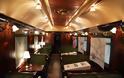 Η Μουσειακή Αποκατάσταση του Οχήματος-Εστιατορίου του Simplon-Orient Express από τον ΟΣΕ.