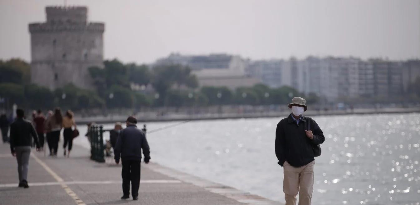 Σε «κόκκινο συναγερμό» η Θεσσαλονίκη. Στο τραπέζι μέχρι και νέο lockdown