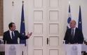 Συνάντηση Δένδια με Χριστοδουλίδη - Η Ελλάδα δεν εκφοβίζεται - Η Τουρκία υπονομεύει τις διερευνητικές επαφές