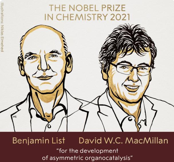 Ένα καταλυτικό βραβείο Νόμπελ Χημείας - Φωτογραφία 1