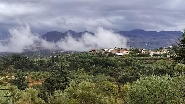 Απίστευτες εικόνες από την καταιγίδα που χτύπησε την Κρήτη (Pic) - Φωτογραφία 3