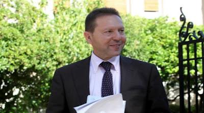 Ορκίζεται την Πέμπτη υπουργός Οικονομικών ο Στουρνάρας - Φωτογραφία 1
