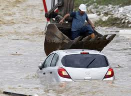 Εξι νεκροί από πλημμύρες στη βορειοανατολική Τουρκία - Φωτογραφία 1