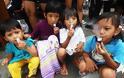 Τρίχρονοι «καπνιστές» στην Ινδονησία - Φωτογραφία 5