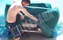 ΔΕΙΤΕ: Αυτοκίνητο βούτηξε σε πολυσύχναστη πλαζ στη Λευκάδα! - Φωτογραφία 6