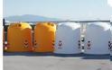 """""""Μαγικά"""" συμβαίνουν στη Μυτιλήνη: εξαφανίστηκαν οι κώδωνες ανακύκλωσης!"""