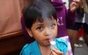 Τρίχρονοι «καπνιστές» στην Ινδονησία - Φωτογραφία 2