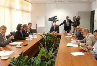Τις προοπτικές της Κύπρου συζήτησε η Υπουργική Επιτροπή με την Τρόικα - Φωτογραφία 1