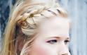 26 πανεύκολα καθημερινά χτενίσματα για μακριά μαλλιά - Φωτογραφία 7