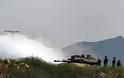 Τα συριακά στρατεύματα έπληξαν πέντε τουρκικά φορτηγά