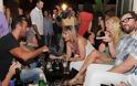 Οι Duran Duran διασκέδασαν στη Θεσσαλονίκη μια μέρα πριν τη μεγάλη συναυλία τους - Φωτογραφία 2