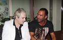 Οι Duran Duran διασκέδασαν στη Θεσσαλονίκη μια μέρα πριν τη μεγάλη συναυλία τους - Φωτογραφία 3