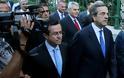 Στο 57% η αποδοχή της νέας κυβέρνησης, στο 55% το ναι στον Αντώνη Σαμαρά