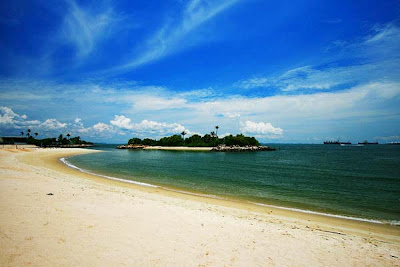 Ένα νησί με τεχνητές παραλίες [pics] - Φωτογραφία 3