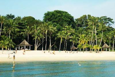 Ένα νησί με τεχνητές παραλίες [pics] - Φωτογραφία 4