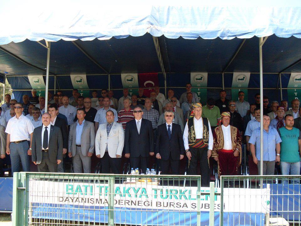 Πανηγύρια στην Προύσα από τους…Τούρκους της Δυτικής Θράκης! - Φωτογραφία 1