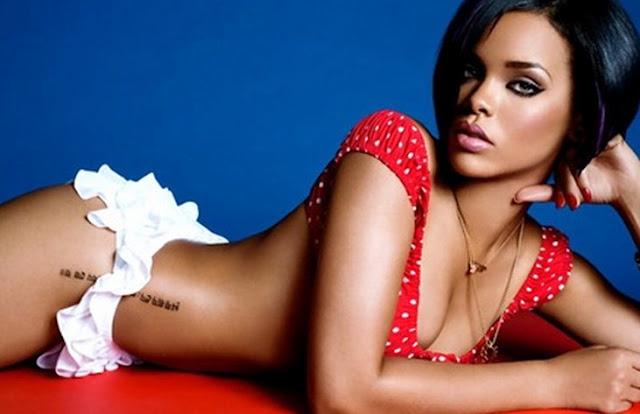 Rihanna: Ένα αστέρι πέφτει (πέφτει, πέφτει, πέφτει...) - Φωτογραφία 6