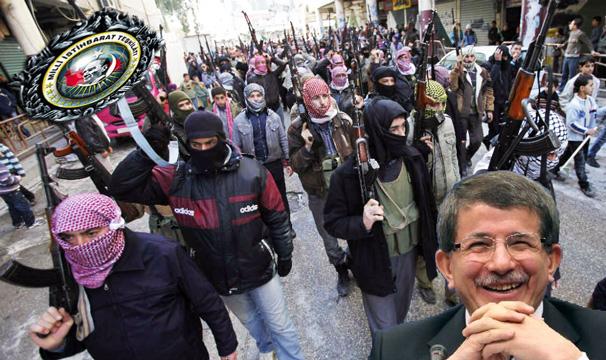 Αποδεικνύεται εμπλοκή Τουρκίας: Αιχμαλωτίστηκε Τούρκος πράκτορας σε μάχη - Έσφαζε αμάχους!!! (Δεν το πιστεύω...για Τούρκο! Στα σήριαλ είναι τόσο καλοί...) - Φωτογραφία 1