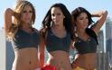 ΔΕΙΤΕ: Τρία κορίτσια βάλθηκαν να τρελάνουν τους άντρες - Φωτογραφία 4