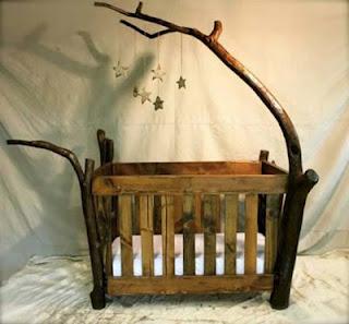 Παράξενες και εντυπωσιακές κούνιες για μωρά - Φωτογραφία 1