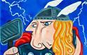 ΔΕΙΤΕ: Αν ο Πικάσο ζωγράφιζε υπερήρωες... - Φωτογραφία 2