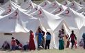 ρκία ετοιμάζεται να αναγείρει τέσσερα νέα στρατόπεδα φιλοξενίας προσφύγων από Συρία