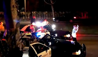 ΑΠΙΣΤΕΥΤΟ ΒΙΝΤΕΟ: Αυτά μόνο στην Αμερική γίνονται! Αστυνομική επιχείρηση μαμούθ για... - Φωτογραφία 1