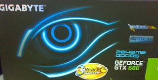 Gigabyte GeForce GTX 680: οι πρώτες εικόνες - Φωτογραφία 1
