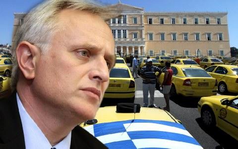 Καταψήφισε το νομοσχέδιο για τα ταξί ο Γ. Ραγκούσης - Φωτογραφία 1