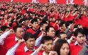 Όρκο πίστης στο κομμουνιστικό κόμμα