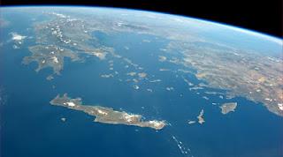 Η ομορφότερη χώρα του κόσμου, όπως φαίνεται από το Διάστημα! - Φωτογραφία 1