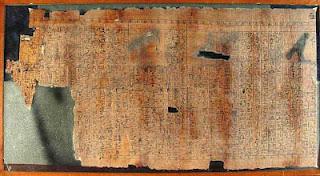 Συγκλονισμένοι οι αρχαιολόγοι λιποθύμησαν όταν βρήκαν το βιβλίο των νεκρών - Φωτογραφία 1