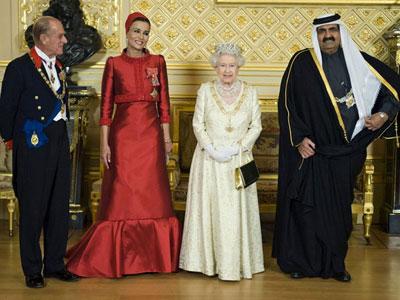 Που το πάει ο εμίρης του Κατάρ; - Φωτογραφία 5