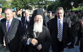 Ο Οικουμενικός Πατριάρχης Βαρθολομαίος στη Βιέννη - Φωτογραφία 1