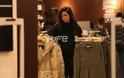 Οι celebrities κάνουν τα χριστουγεννιάτικα ψώνια τους! Φωτογραφίες