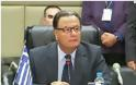 Συνάντηση Υπουργού Εθνικής Άμυνας κ. Πάνου Παναγιωτόπουλου με τον Υπουργό Περιβάλλοντος, Ενέργειας και Κλιματικής Αλλαγής καθηγητή κ. Ευάγγελο Λιβιεράτο