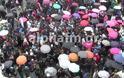 Παρέλυσε το κέντρο της Καστοριάς από την πορεία φοιτητών και πολιτών - Φωτογραφία 2